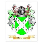 Wakeman Small Poster