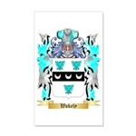 Wakely 35x21 Wall Decal