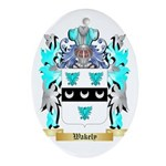 Wakely Oval Ornament