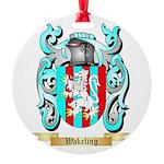 Wakeling Round Ornament