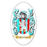 Wakeling Sticker (Oval 10 pk)