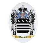 Wakefield Oval Ornament