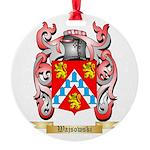 Wajsowski Round Ornament