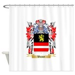Wajner Shower Curtain
