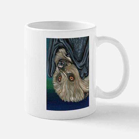Flying Fox Bat Mugs