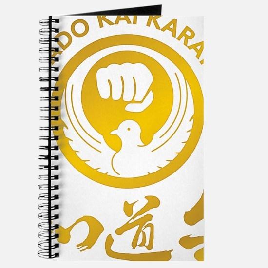 Wado Kai Karate Gold Journal