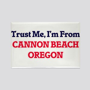 Trust Me, I'm from Cannon Beach Oregon Magnets