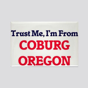 Trust Me, I'm from Coburg Oregon Magnets