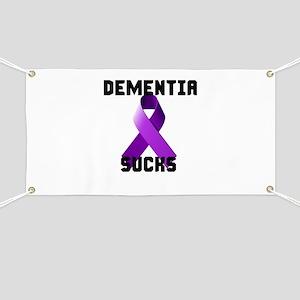 Dementia Sucks Banner