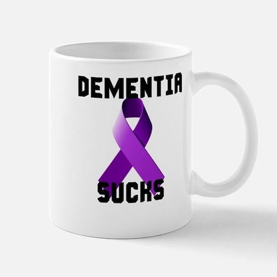 Dementia Sucks Mugs