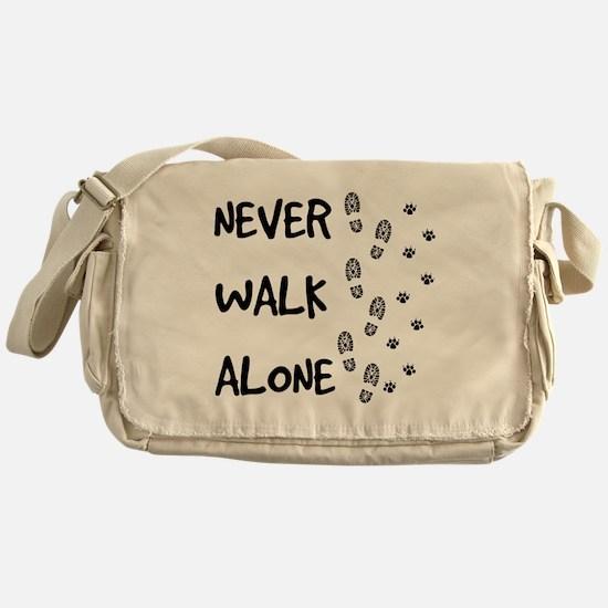 Unique Never Messenger Bag