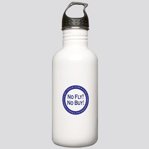 No Fly? No Buy! Water Bottle
