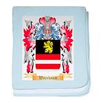 Wajnbaum baby blanket
