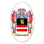 Wajnbaum Sticker (Oval 50 pk)