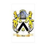 Wait Sticker (Rectangle 10 pk)