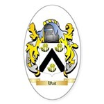Wait Sticker (Oval)