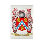 Waissbaum Rectangle Magnet (100 pack)