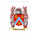 Waissbaum Postcards (Package of 8)