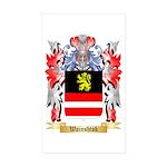 Wainshtok Sticker (Rectangle 50 pk)