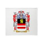 Waingarten Throw Blanket