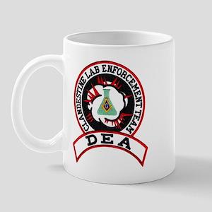 Masonic DEA CLET Mug
