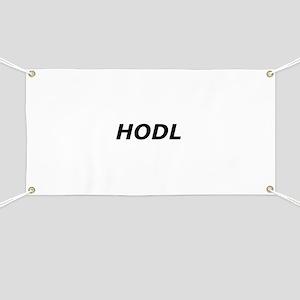 hodl bitcoin ethereum litecoin cryptocurren Banner