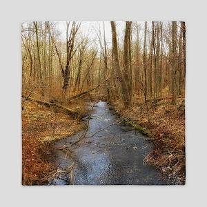 Forest River Queen Duvet