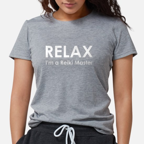 RELAX Reiki Women's Dark T-Shirt