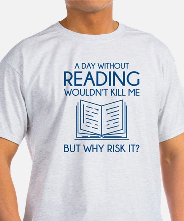 Reading White T-Shirt