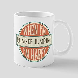 happy bungee Mug