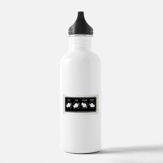 Guitar Ampifier Chicke Water Bottle