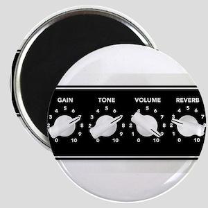 Guitar Ampifier Chicken Head Knobs Magnets