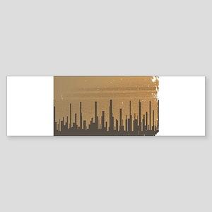 Dark City Bumper Sticker