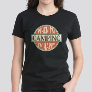 Camping Happy Women's Classic T-Shirt