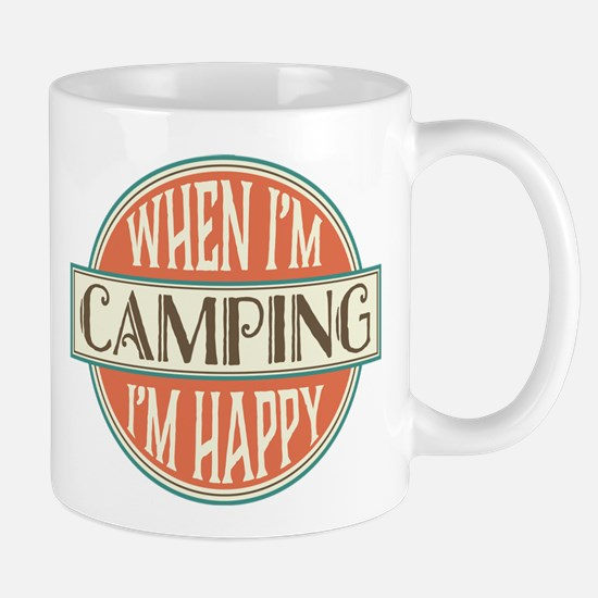 happy camper Mug