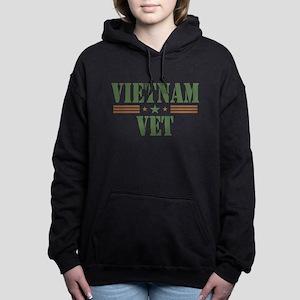 Vietnam Vet Women's Hooded Sweatshirt