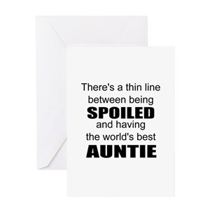Aunt Greeting Cards