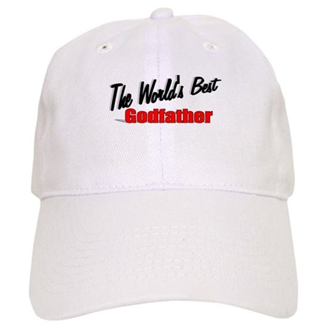 """""""The World's Best Godfather"""" Cap"""