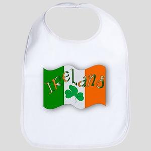 Irish Flag Bib