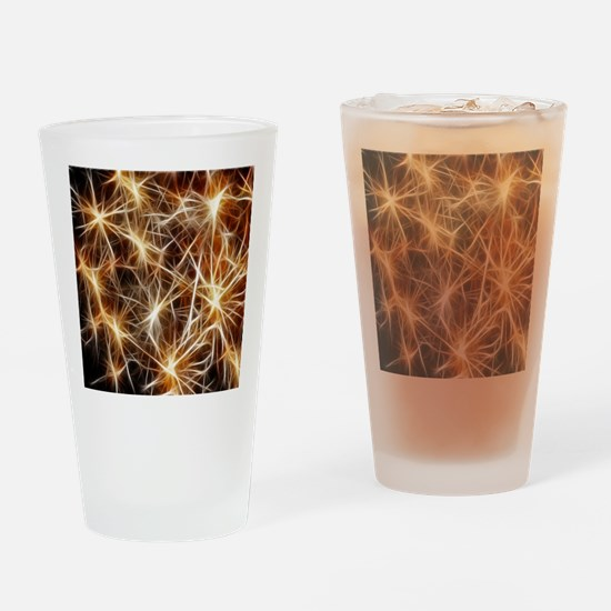 Cute Neural Drinking Glass