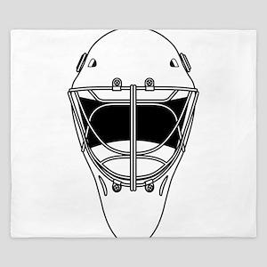 hockey helmet King Duvet