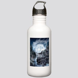 spirt of the wolf Stainless Water Bottle 1.0L