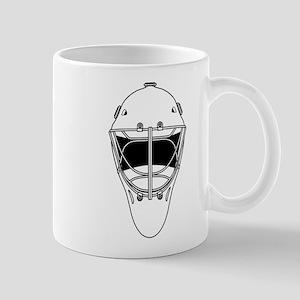 hockey helmet Mugs