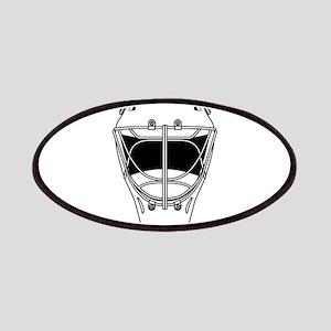 hockey helmet Patch