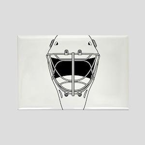 hockey helmet Magnets