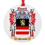 Wainfeld Round Ornament