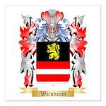 Wainbaum Square Car Magnet 3