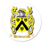 Wailer Round Car Magnet