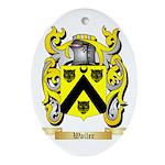 Wailer Oval Ornament
