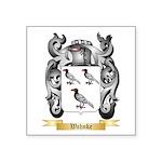 Wahnke Square Sticker 3